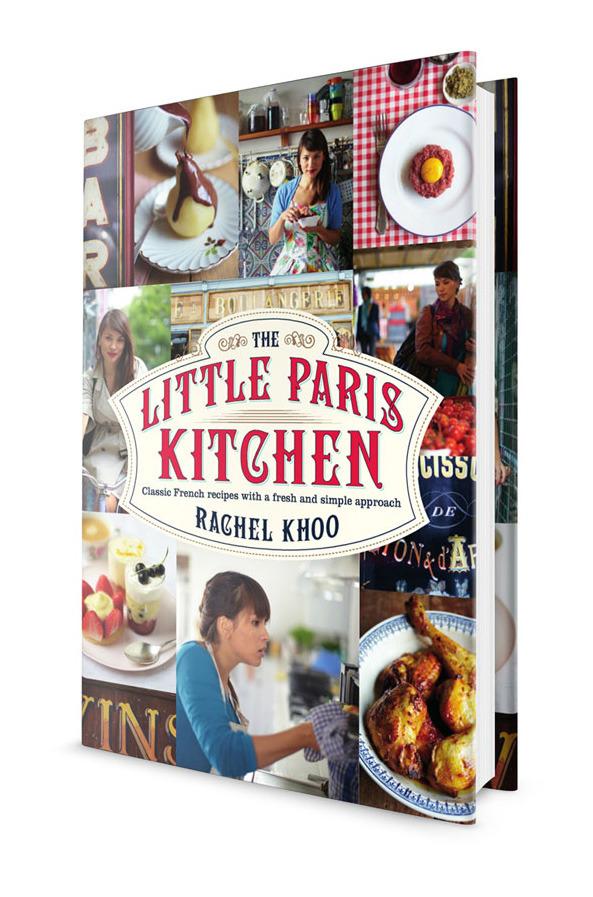 Little Paris Kitchen Rachel Khoo Book In Stock Buy Now At Mighty Ape Nz