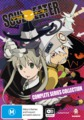 Soul Eater Complete Series Collection on DVD