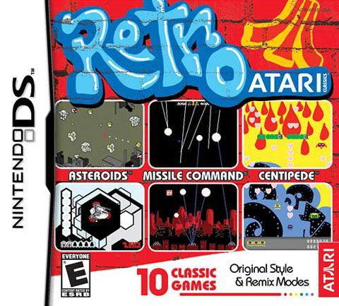 Retro Atari Classics DS for Nintendo DS