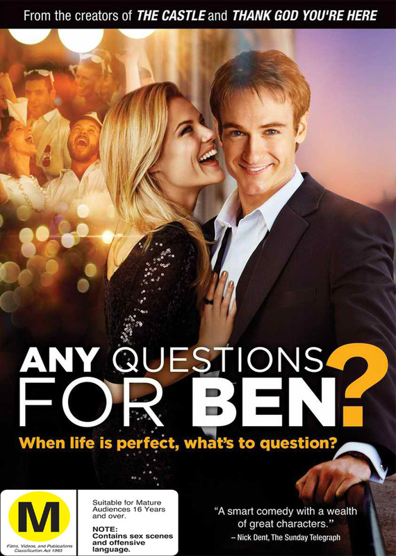 Any Questions for Ben? on DVD