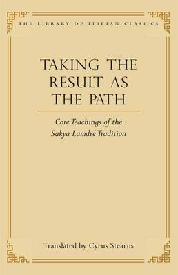 Taking the Result as the Path by Cyrus Stearns