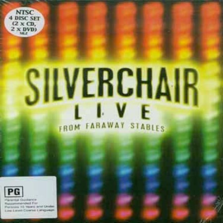 Live From Faraway Stables by Silverchair image