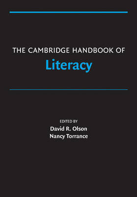 The Cambridge Handbook of Literacy image