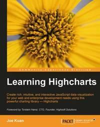 Learning Highcharts by Joseph Kuan