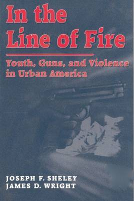 In the Line of Fire by Joseph F. Sheley image