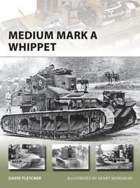 Medium Mark A Whippet by David Fletcher