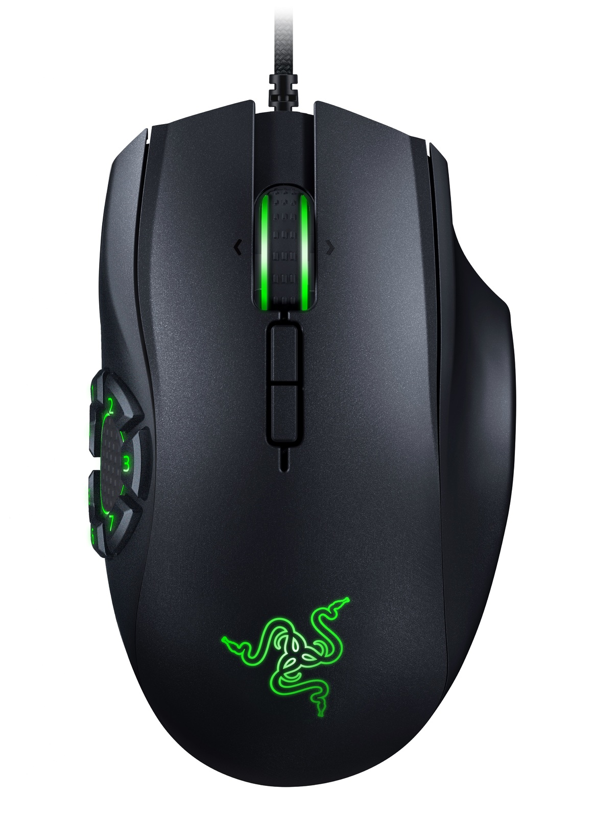 Razer Naga Hex V2 Gaming Mouse for PC Games image