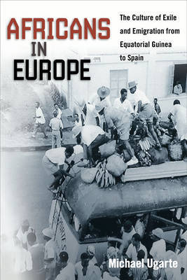 Africans in Europe by Michael Ugarte image