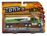 Tonka: Die-Cast Big Rig (Tanker Truck)