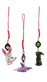 Pokemon: Eevee Evolution #3 - Dangler 3-Pack
