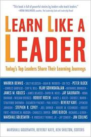 Learn Like a Leader by Beverly L Kaye