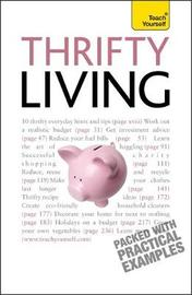 Thrifty Living: Teach Yourself by Barty Phillips image
