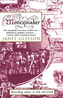 MONEYMAKER THE by Janet Gleeson image