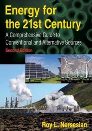 Energy for the 21st Century by Roy L Nersesian image
