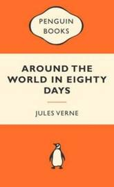 Around the World in Eighty Days (Popular Penguins)