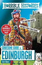 Gruesome Guide to Edinburgh by Terry Deary image