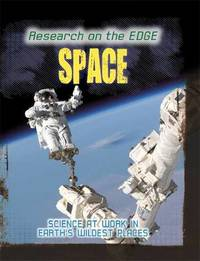 Research on the Edge: Space by Angela Royston