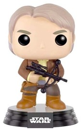 Star Wars: Han Solo (Bowcaster) Pop! Vinyl Figure