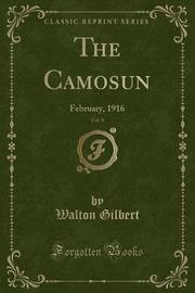 The Camosun, Vol. 8 by Walton Gilbert image