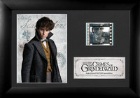 FilmCells: Mini-Cell Frame - Fantastic Beasts 2 (Newt Scamander)