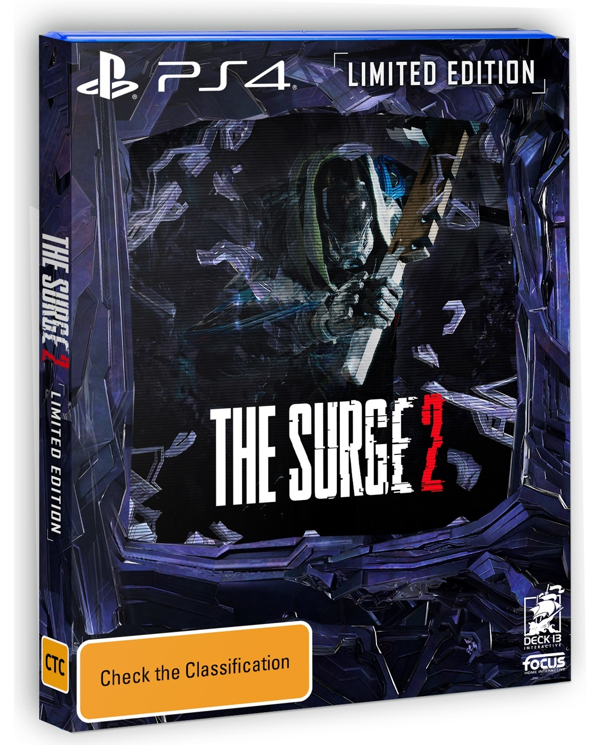 The Surge 2 Limited Edition for PS4 image