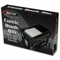 BCW: Comic Book Bin - Short