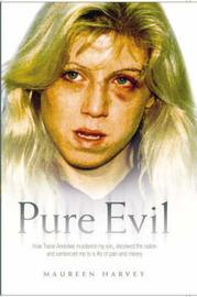 Pure Evil by Maureen Harvey image
