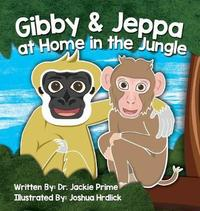 Gibby and Jeppa at Home in the Jungle by Jackie Prime image