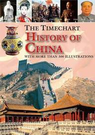 The Timechart History of China image