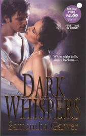 Dark Whispers by Samantha Garver image