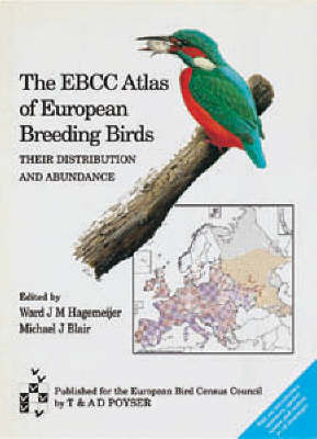 The EBCC Atlas of European Breeding Birds image