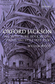 Oxford Jackson by William Whyte image