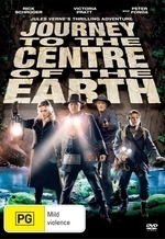 Journey To The Centre Of The Earth  on DVD