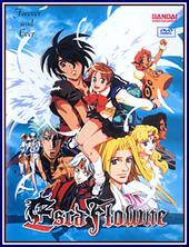 Escaflowne - Vol 8 on DVD