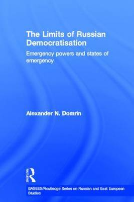 The Limits of Russian Democratisation by Alexander Domrin image