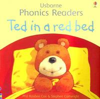 Ted in a Red Bed by Phil Roxbee Cox image