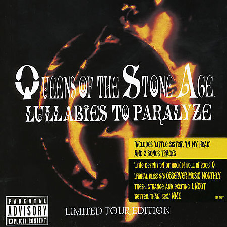 Lullabies To Paralyze (+ Bonus CD) by Queens of the Stone Age