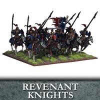 Kings of War Undead Revenant Knights