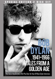 Bob Dylan 1941-1966: Tales From a Golden Age (DVD/CD) on DVD image