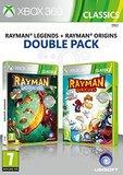 Rayman Legends + Rayman Origins for Xbox 360