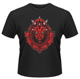 Star Wars Darth Maul Framed T-Shirt (XX-Large)