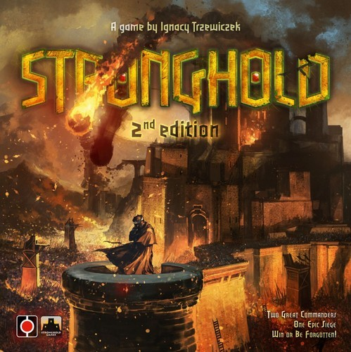 Stronghold (2nd edition) - Board Game image