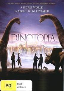 Dinotopia on DVD image