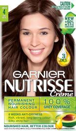 Garnier Nutrisse Permanent Nourishing Hair Colour - 4.0 Tamarind