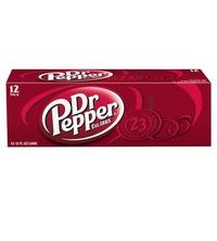 Dr Pepper Fridge Pack (355ml)