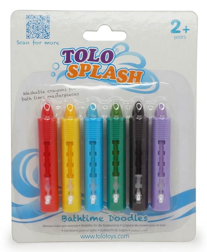 Tolo Toys: Bath Time - Doodle Pens image