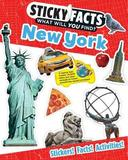 Sticky Facts: New York by Workman Publishing