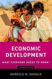 Economic Development by Marcelo M Giugale