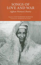 Songs for Love and War by Sayd Bahodine Majrough image