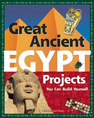 Great Ancient EGYPT Projects by Carmella van Vleet image